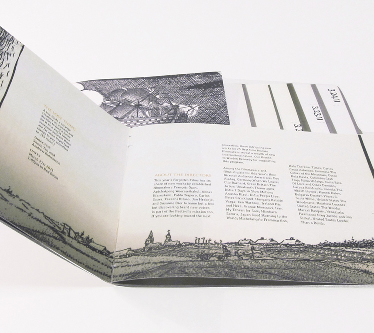 Interior Booklet