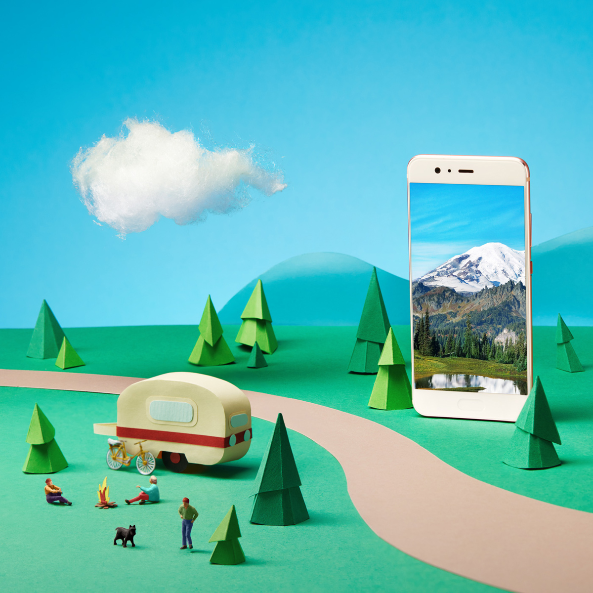 Huawei Summer